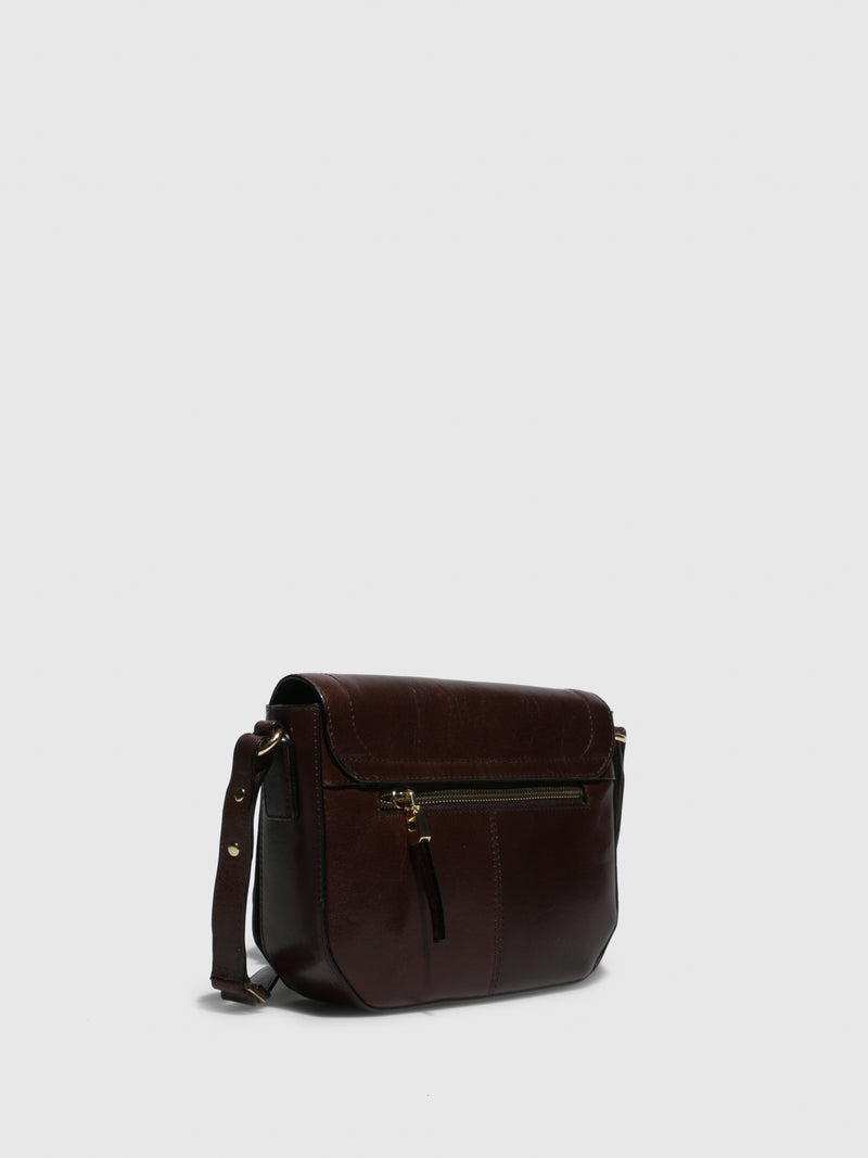 Brown Crossbody Bag