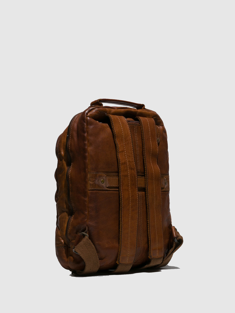 Marta Ponti Camel Backpack