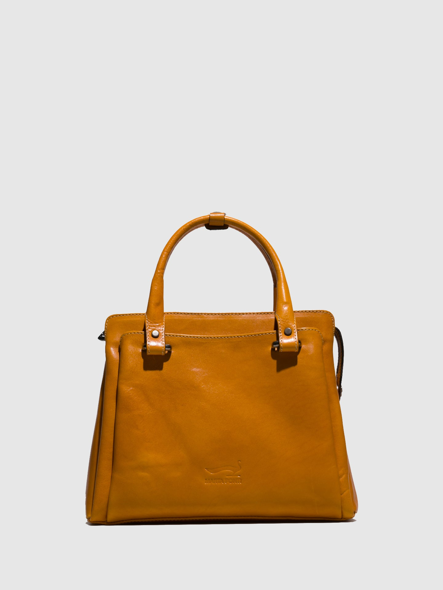 MARTA PONTI Yellow Handbag