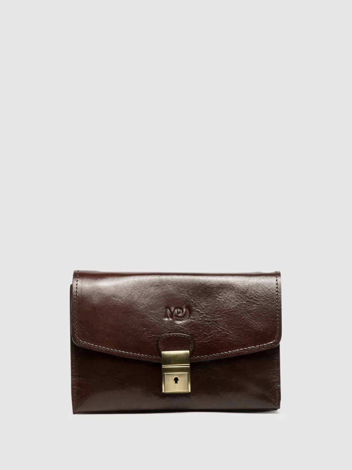 Marta Ponti Brown Handbag