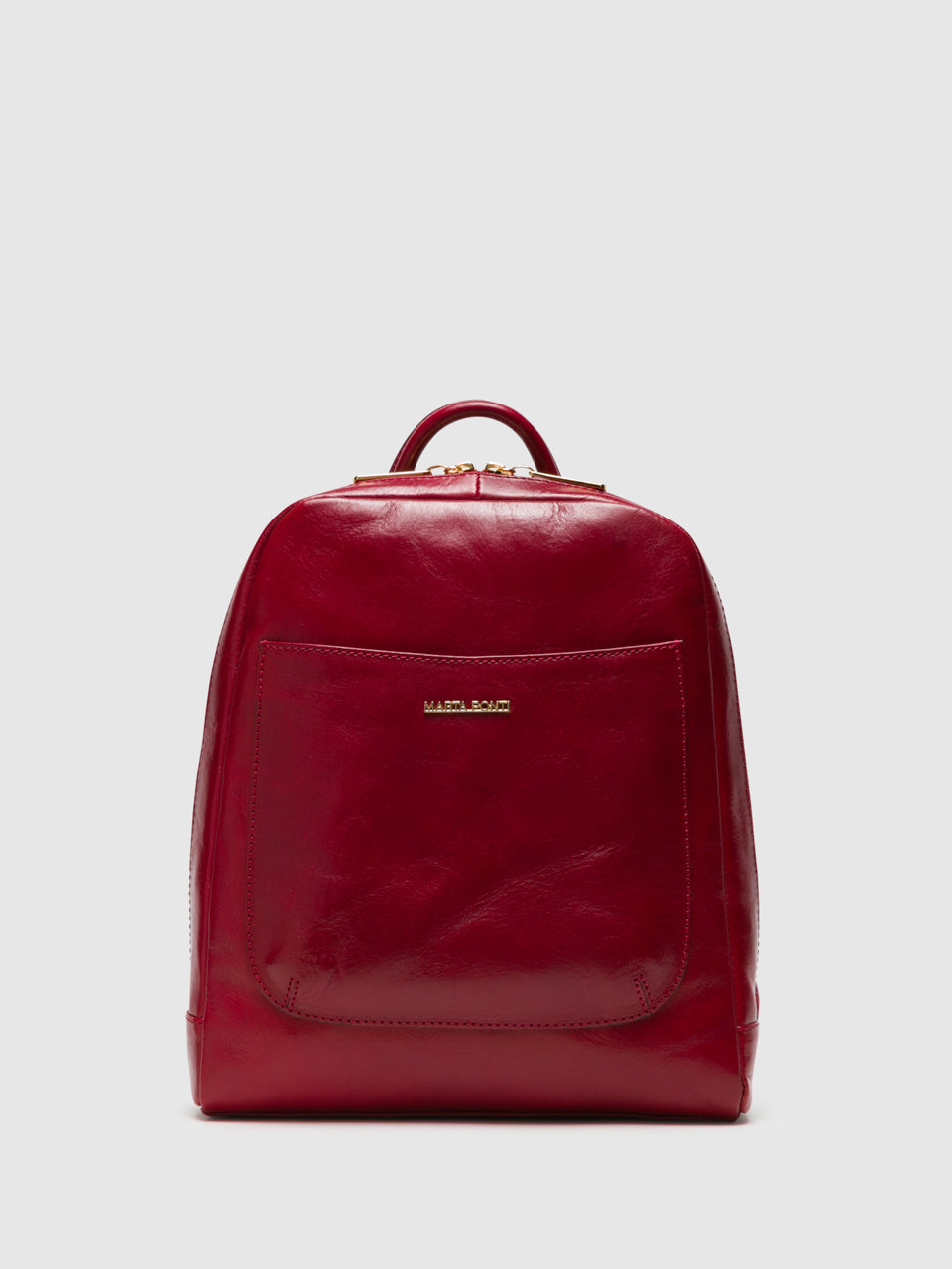 MARTA PONTI Red Backpack