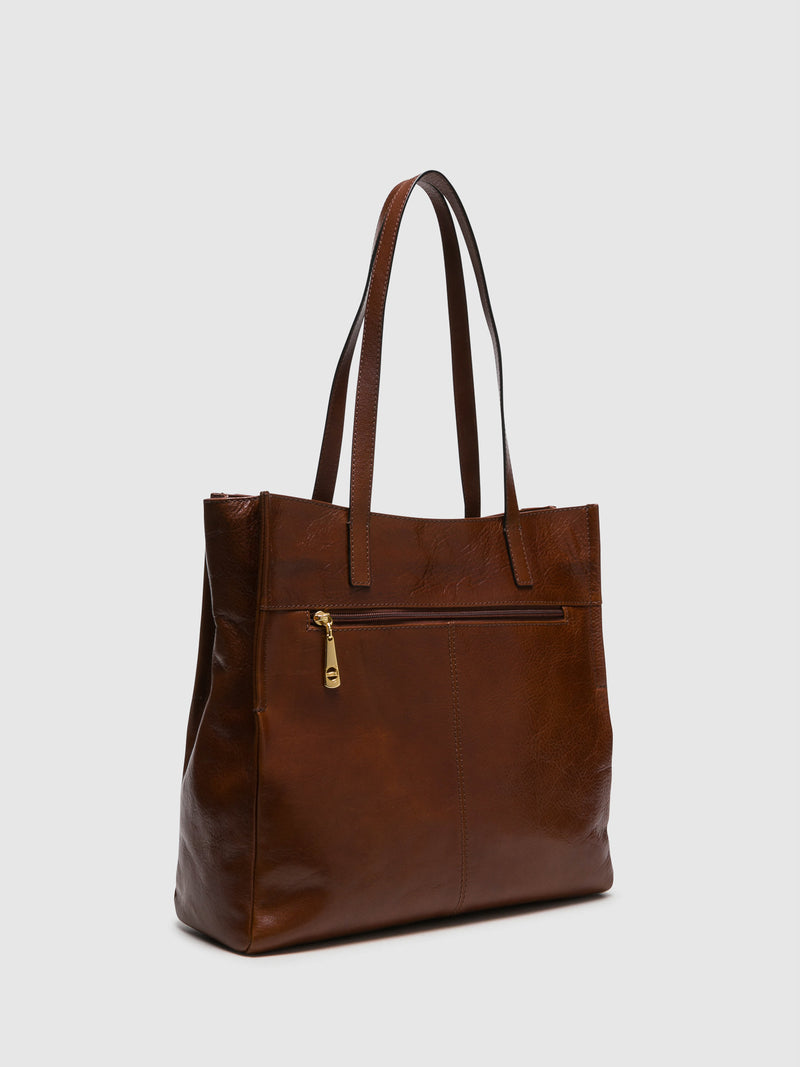 Chocolate Brown Shoulder Bag