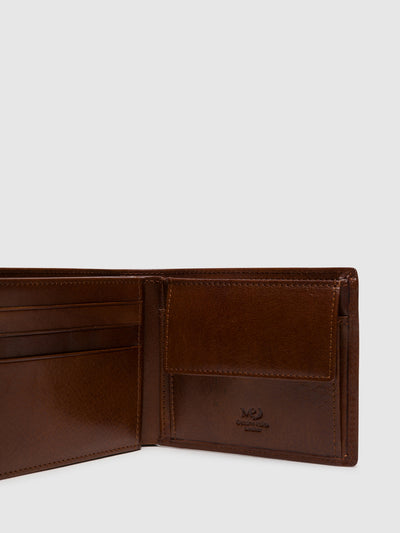 MARTA PONTI Brown Wallet
