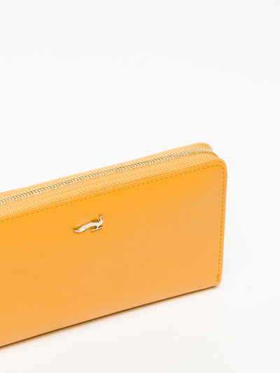 MARTA PONTI Yellow Wallet