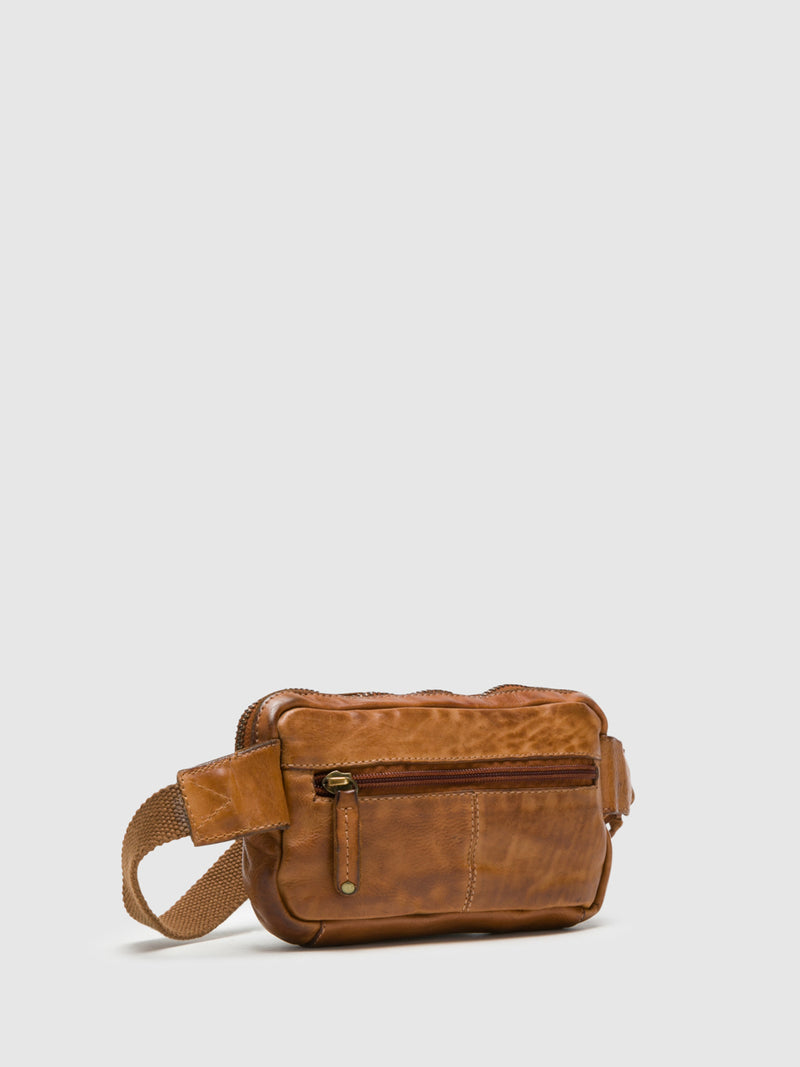 Brown Bumbag