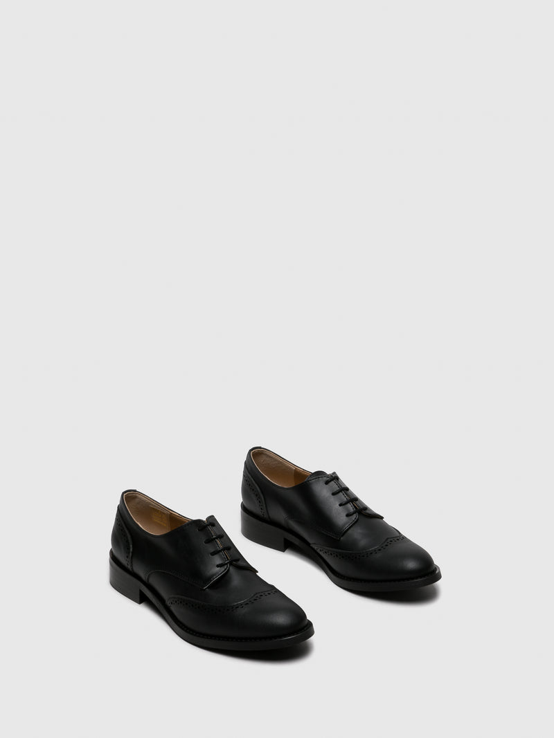 NAE Black Oxford