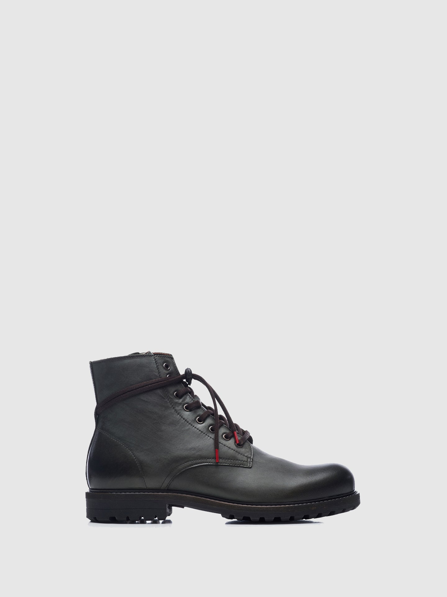 Nobrand Green Military Boots