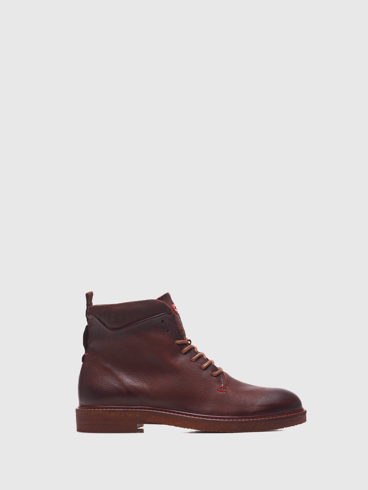 Nobrand Brown Military Boots