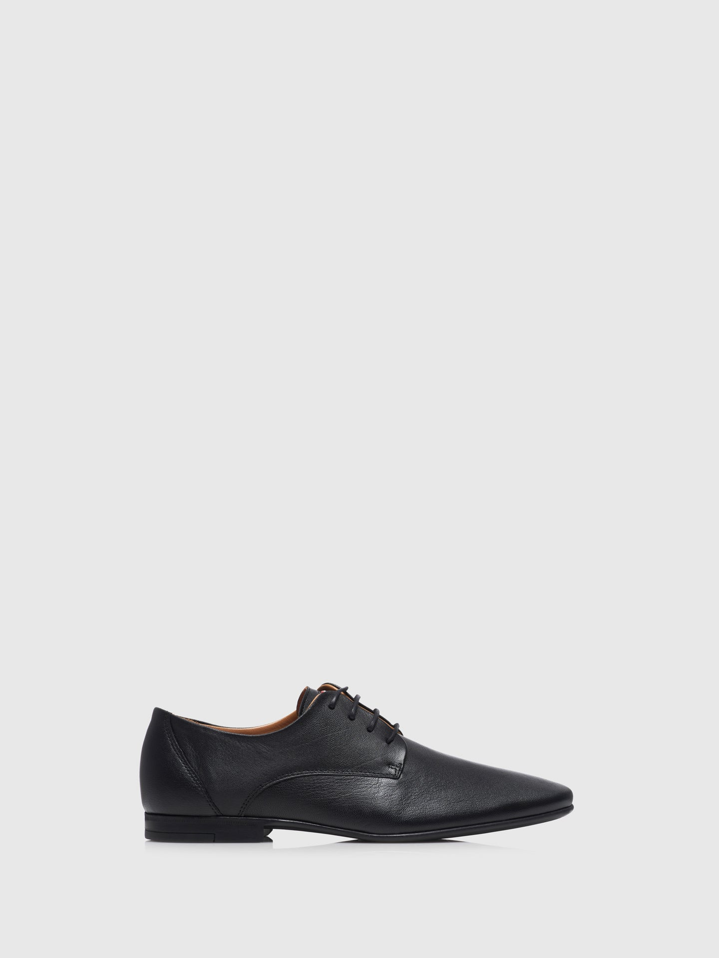 Nobrand Black Flat Shoes