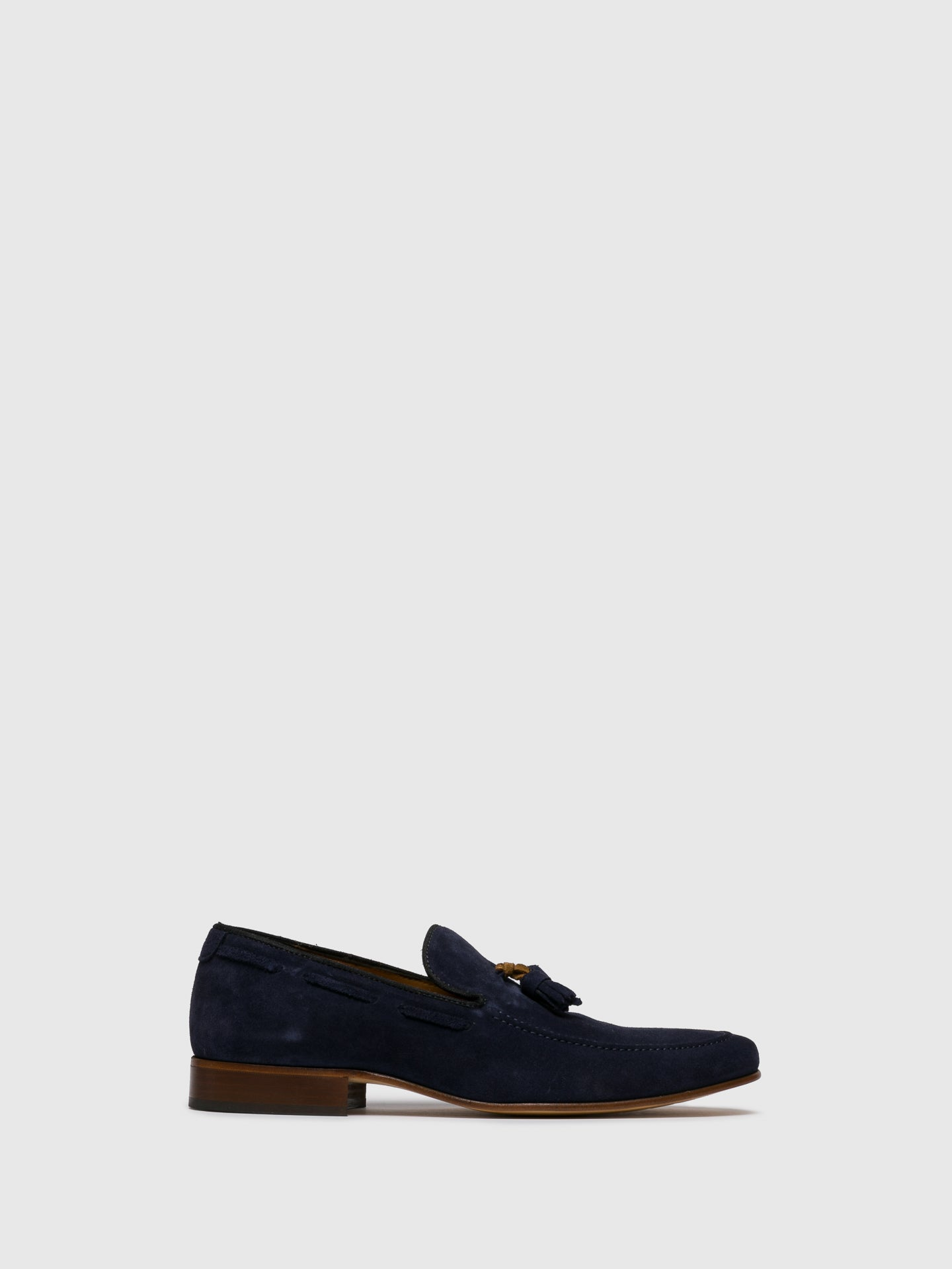 PARODI MILANO Navy Loafers Shoes