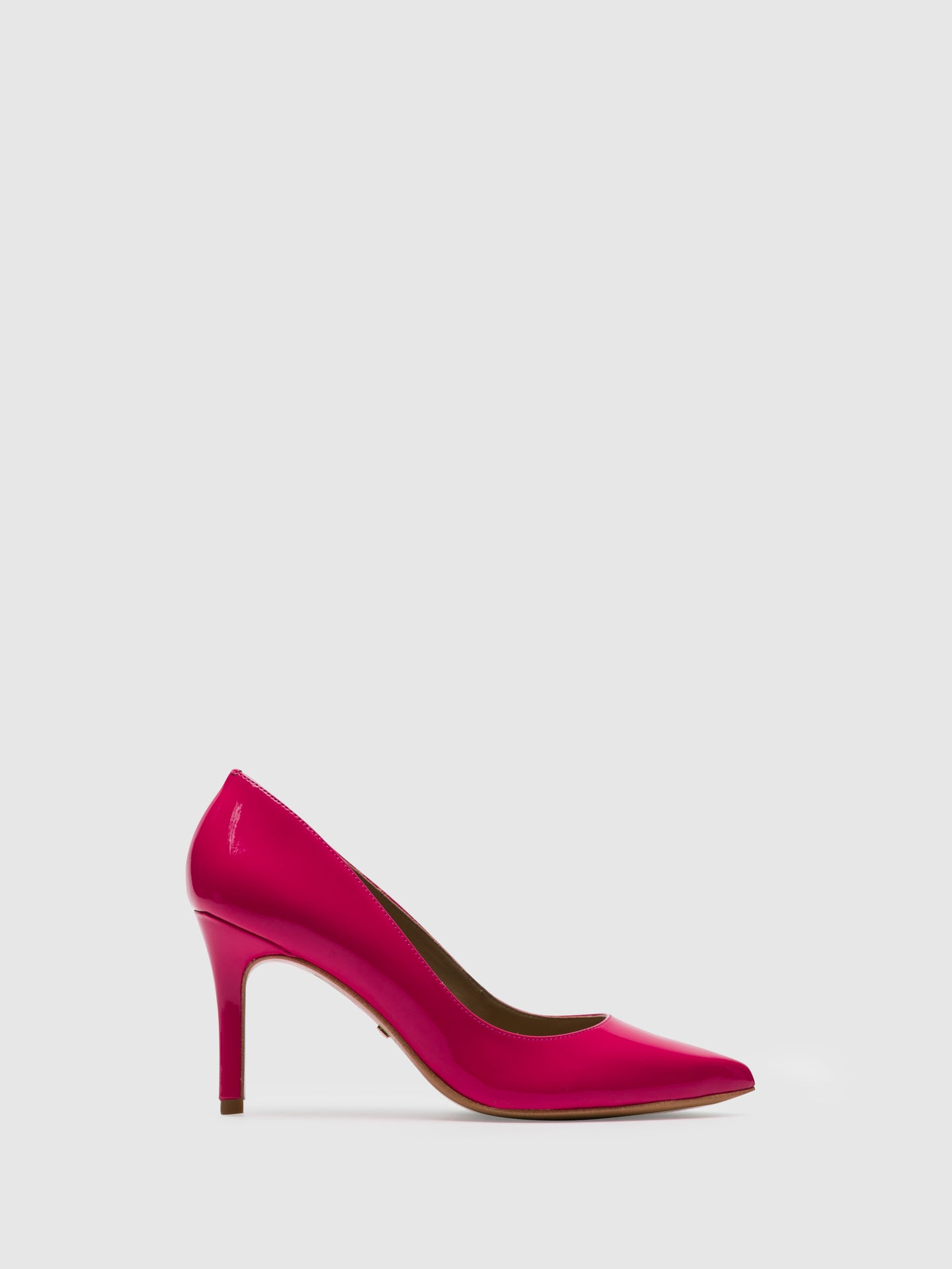 PARODI PASSION HotPink Pointed Toe Shoes