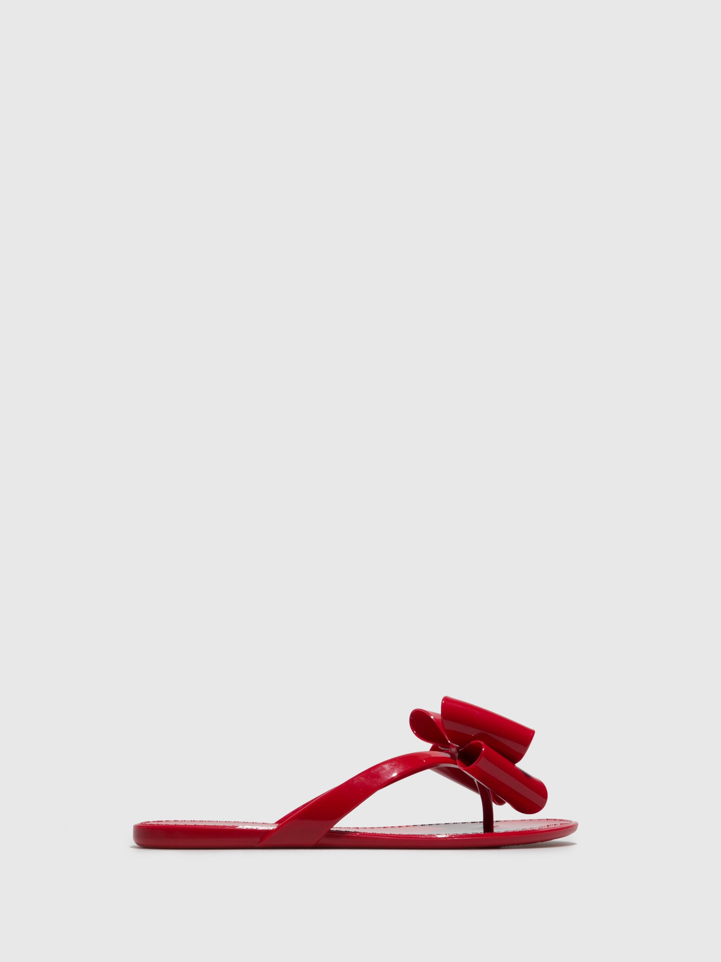 PETITE JOLIE by PARODI Red Beach Flip-Flops