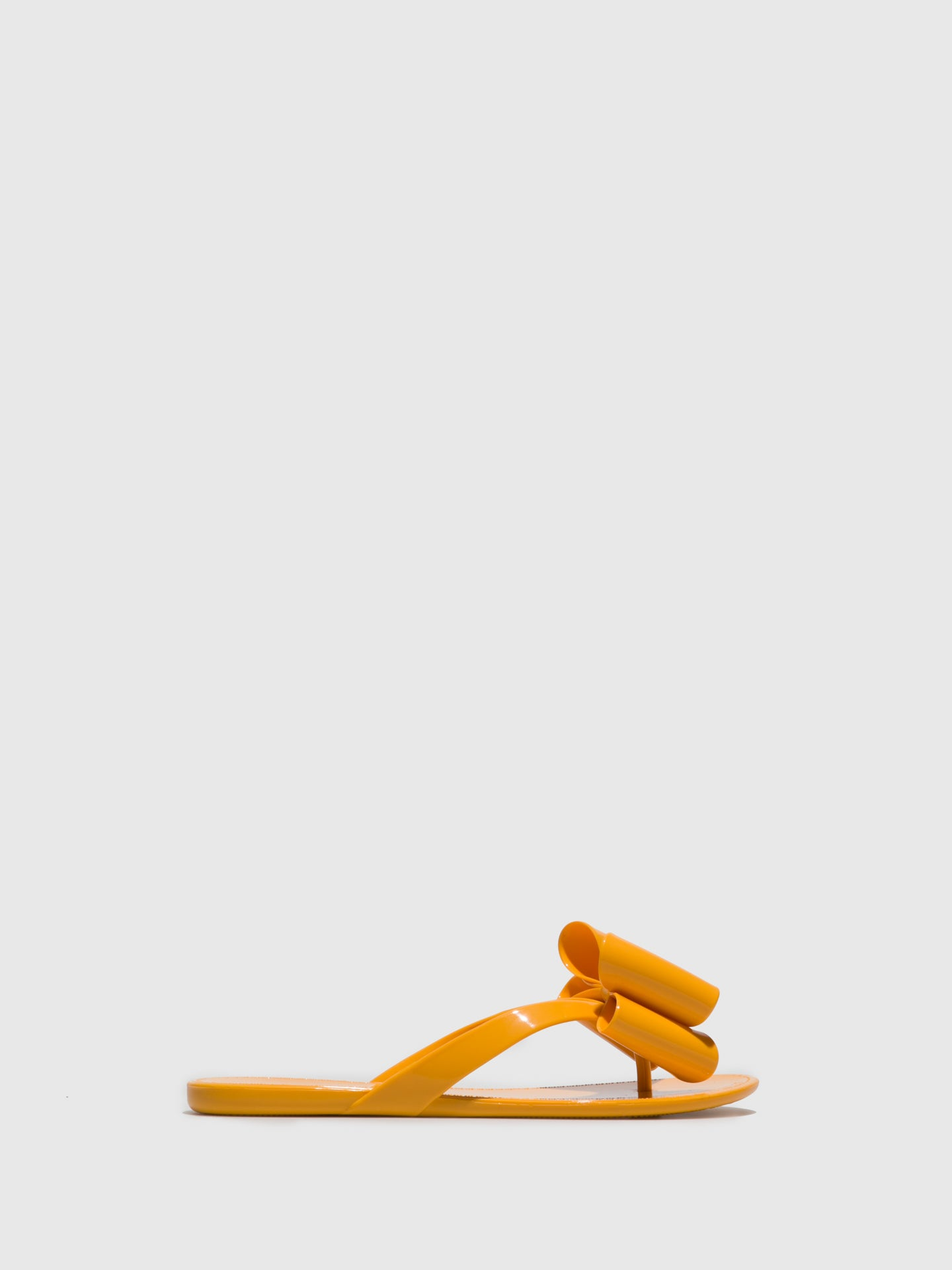 PETITE JOLIE by PARODI Yellow Beach Flip-Flops