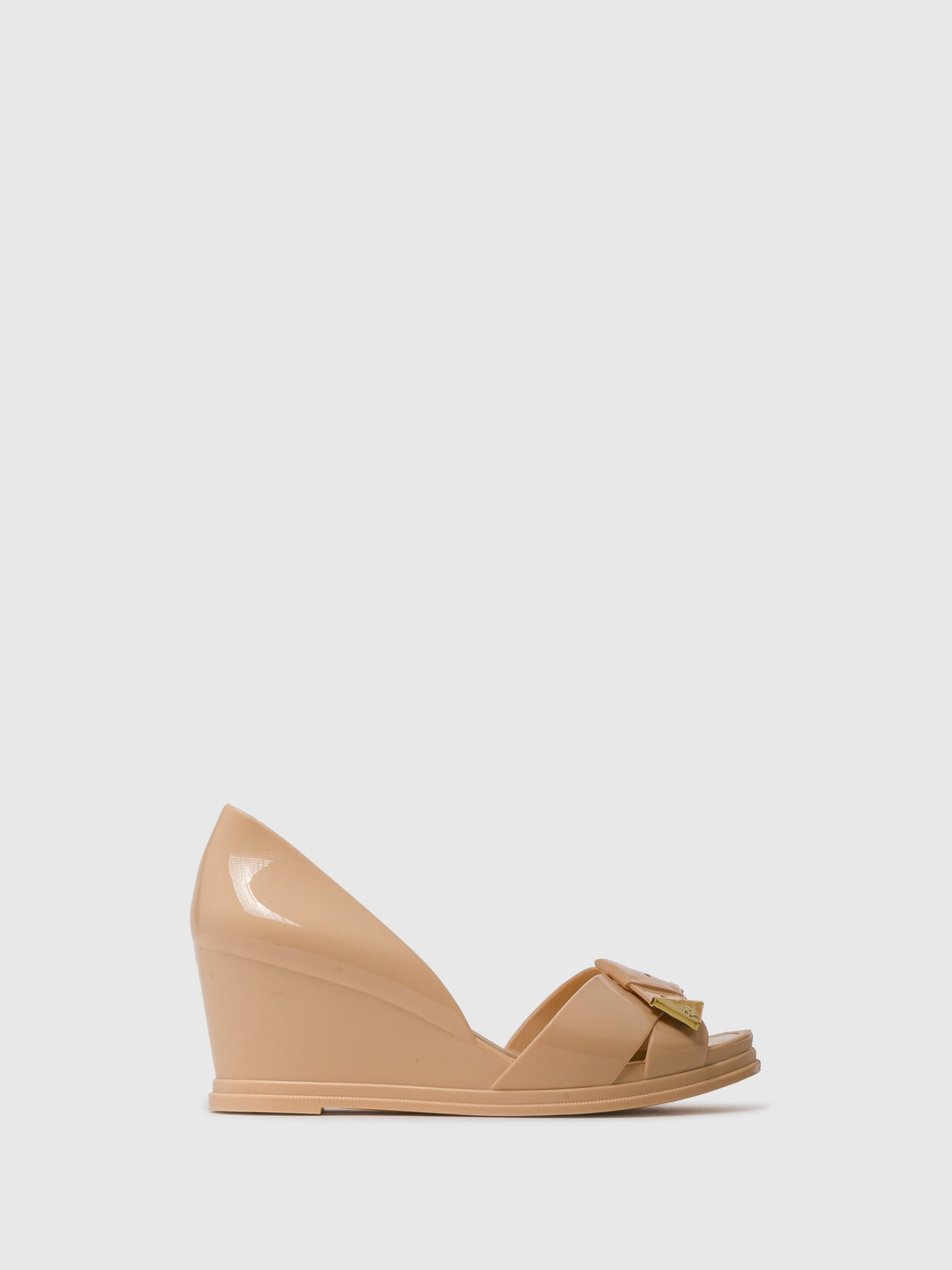 PETITE JOLIE by PARODI BlanchedAlmond	 Wedge Sandals