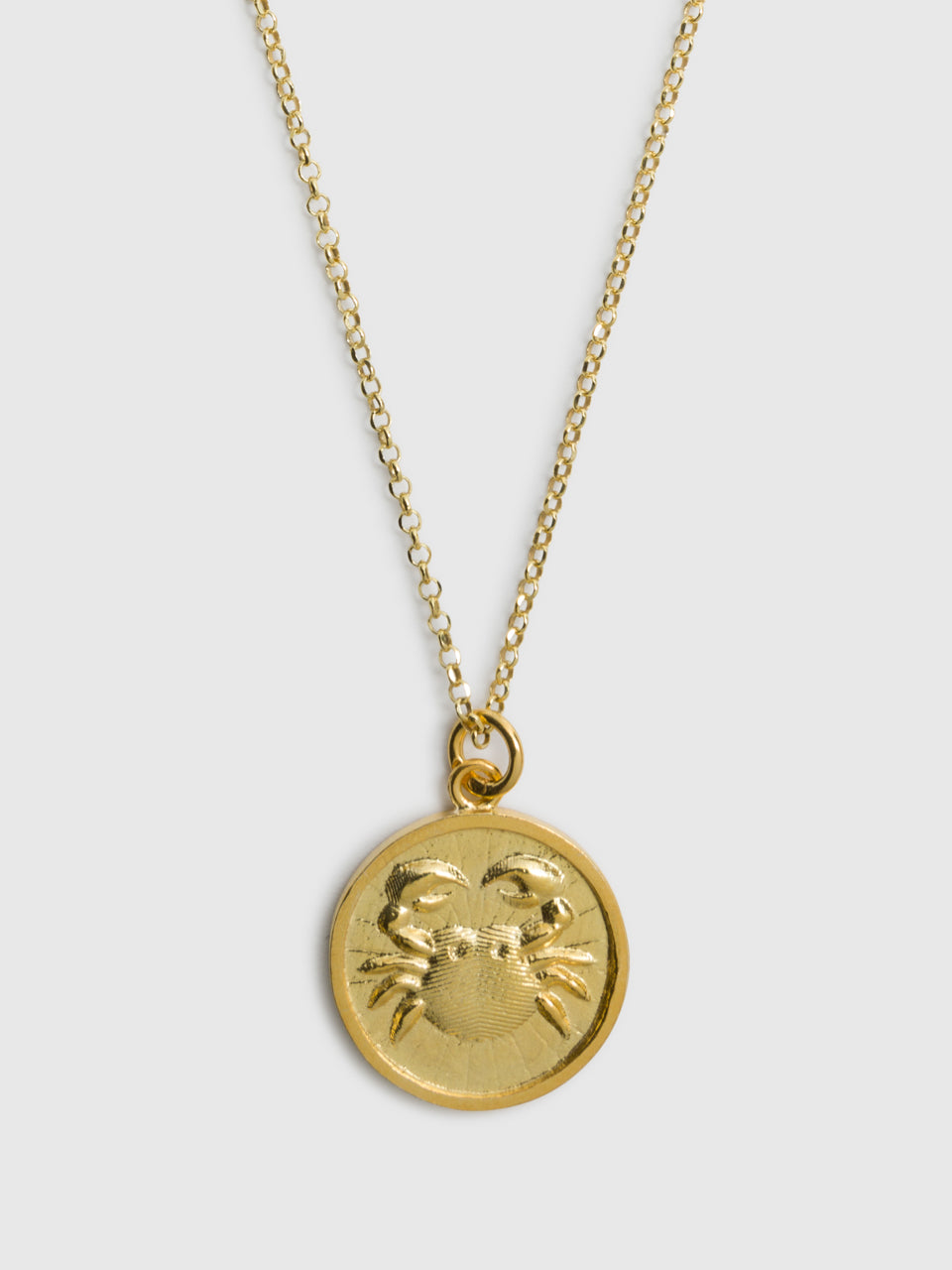Portugal Jewels Gold Pendant Necklace
