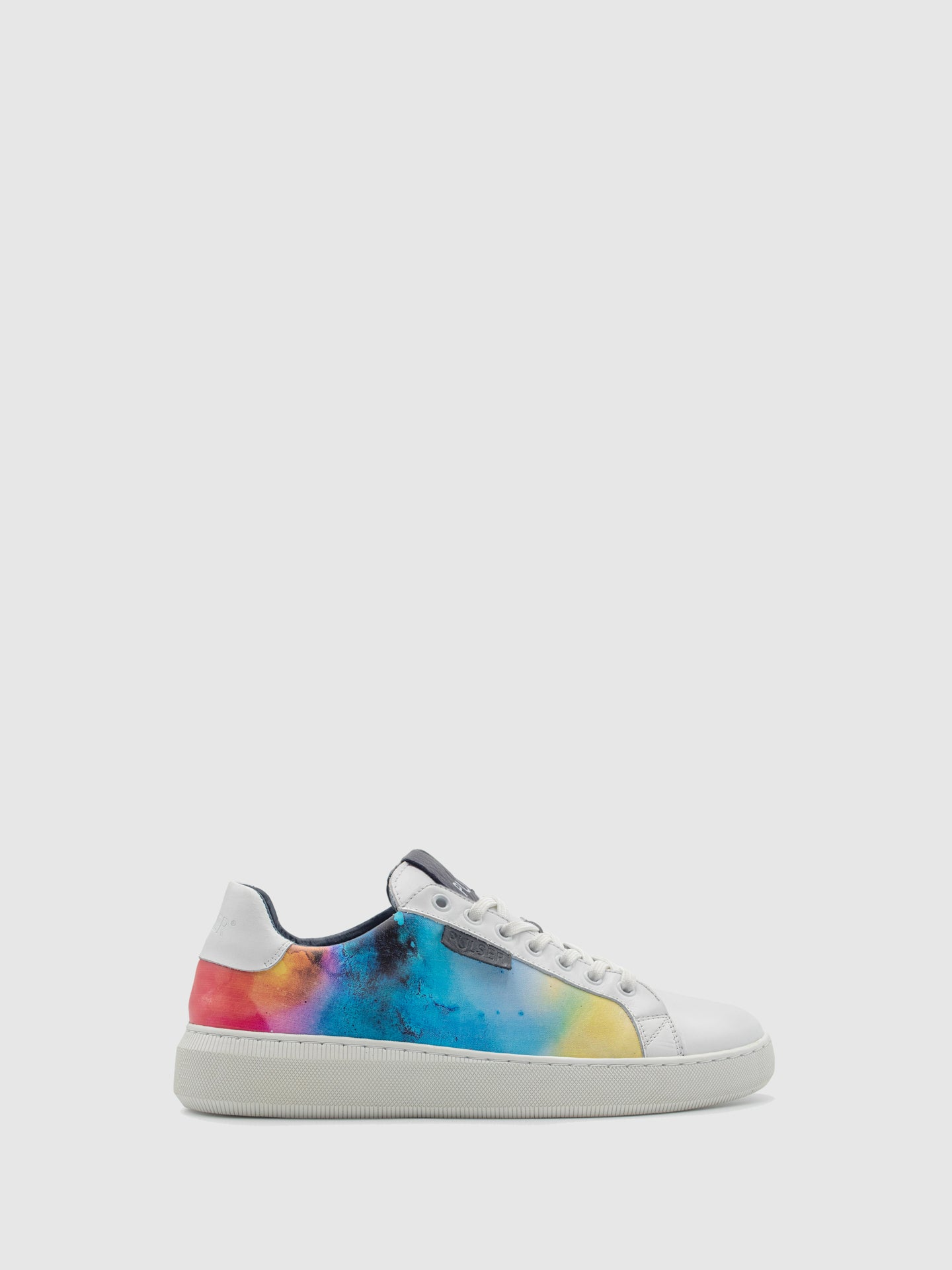 Pulser Shoes Multicolor Lace-up Trainers