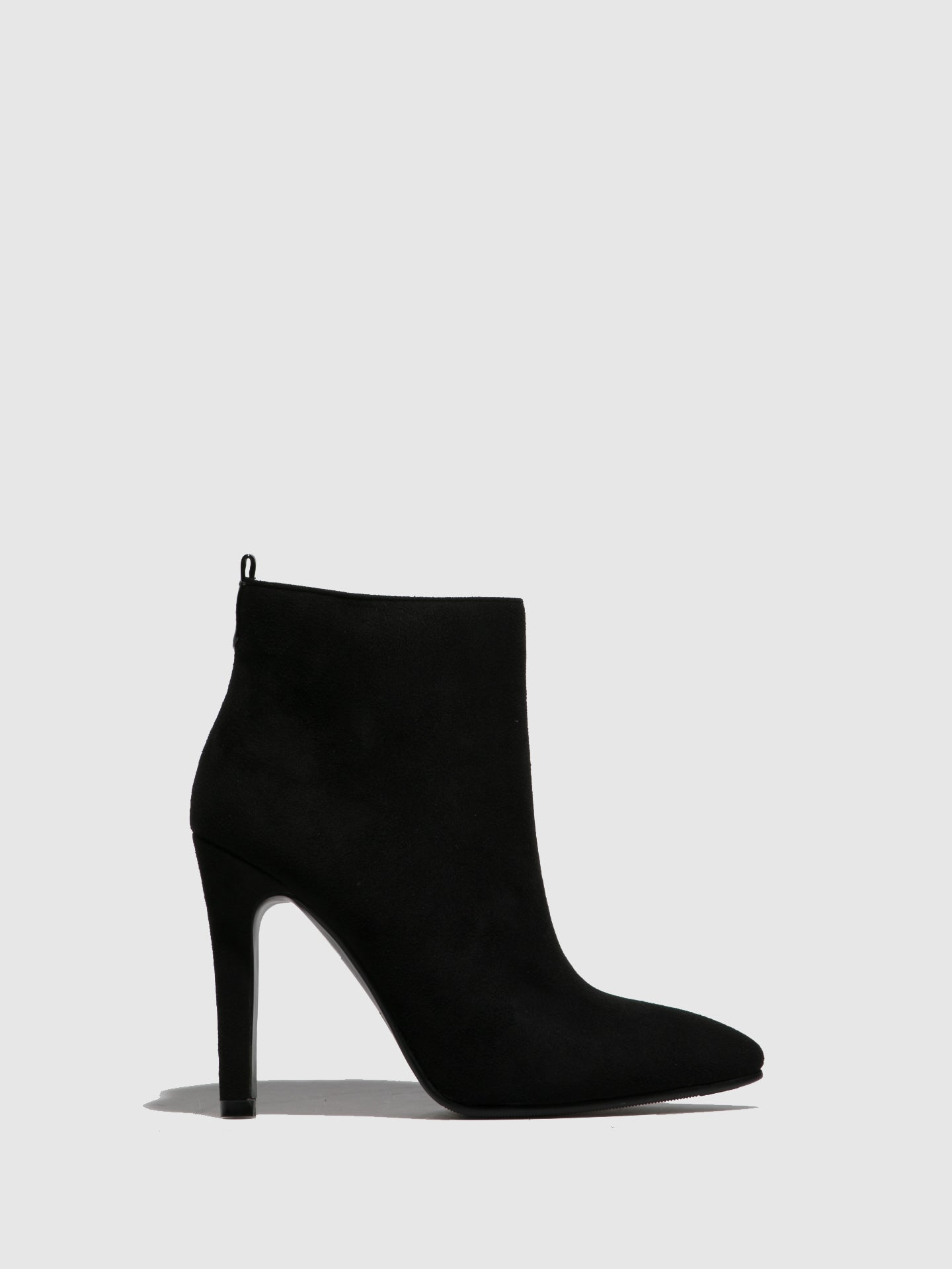 Parodi Sunshine Black Pointed Toe Boots