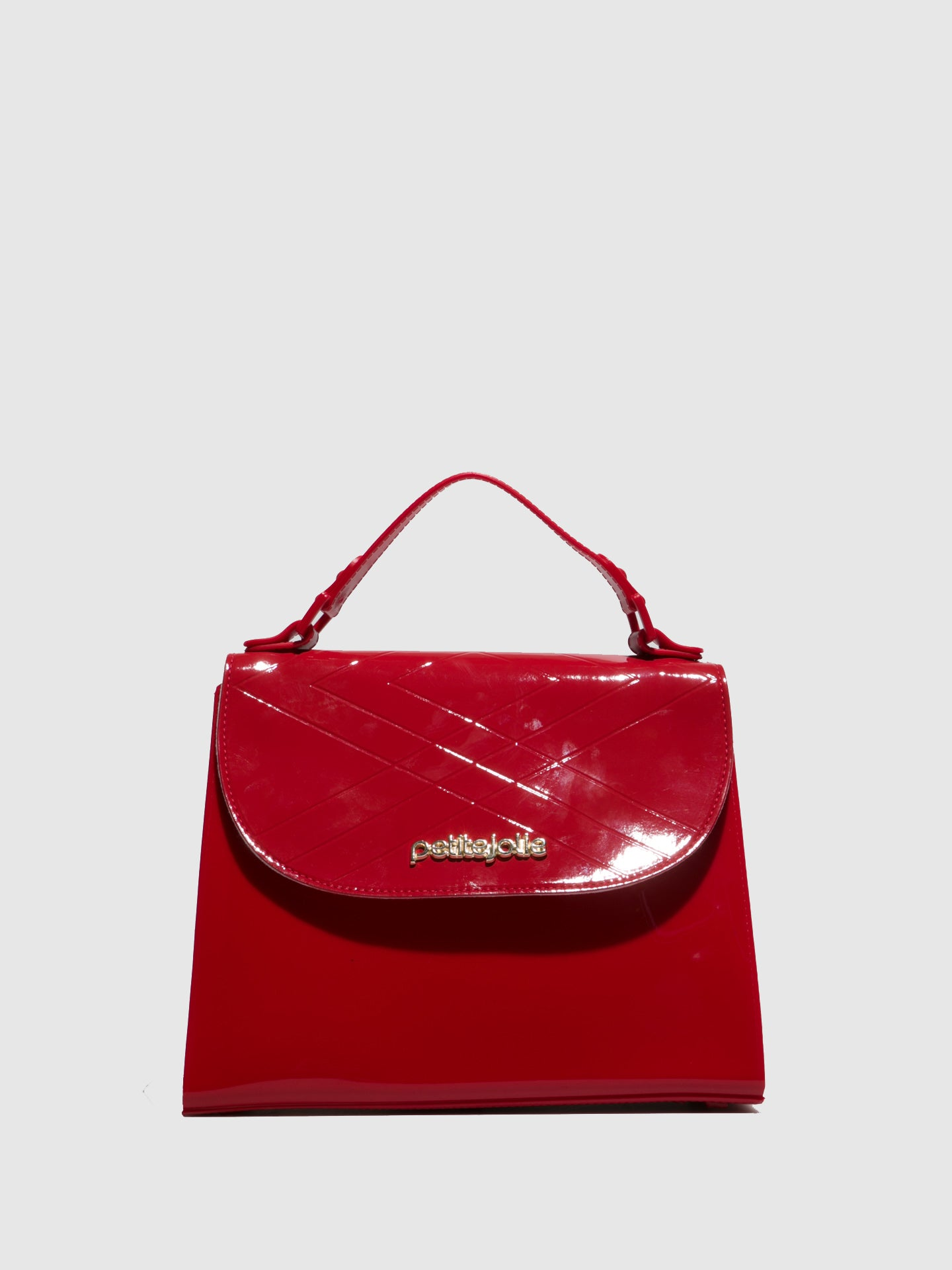 Petite Jolie By Parodi Red Handbag