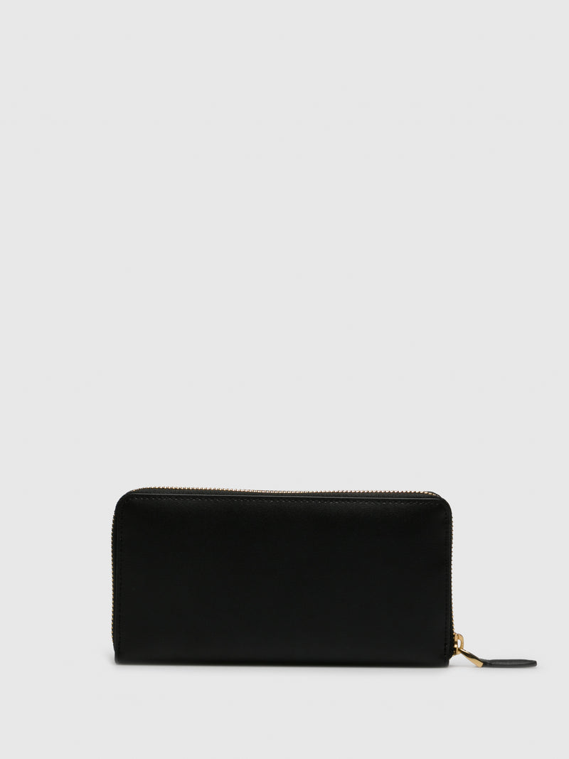 RALPH LAUREN Black Wallet
