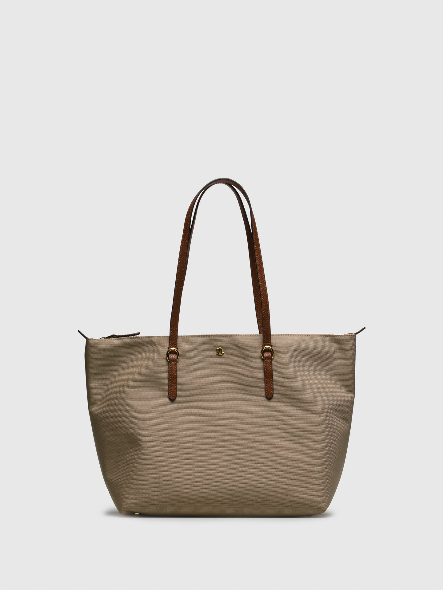 RALPH LAUREN Beige Shoulder Bag
