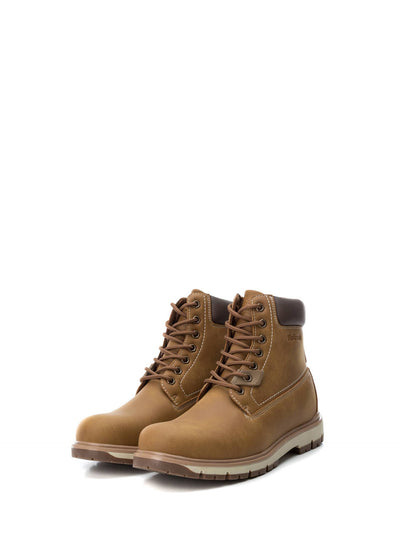 Refresh Wheat Lace-up Boots