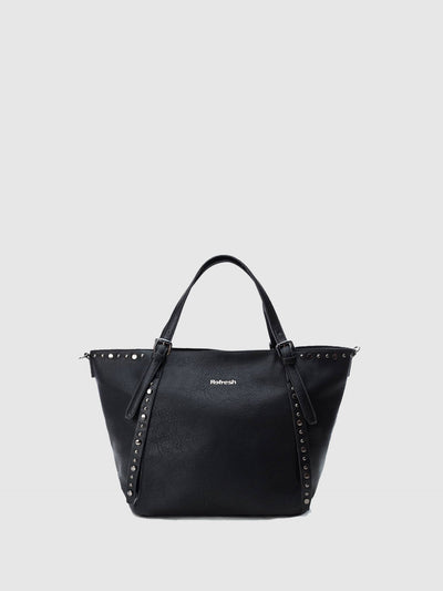 Refresh Black Shoulder Bag