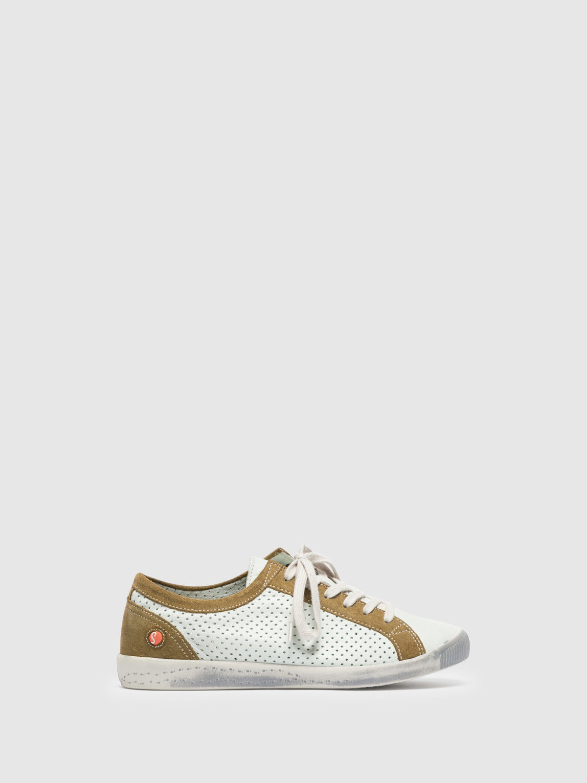 Softinos Multicolor Lace-up Trainers