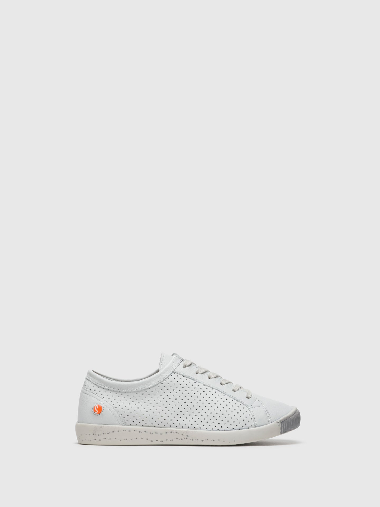 SOFTINOS Lace-up Trainers ICA388SOF White