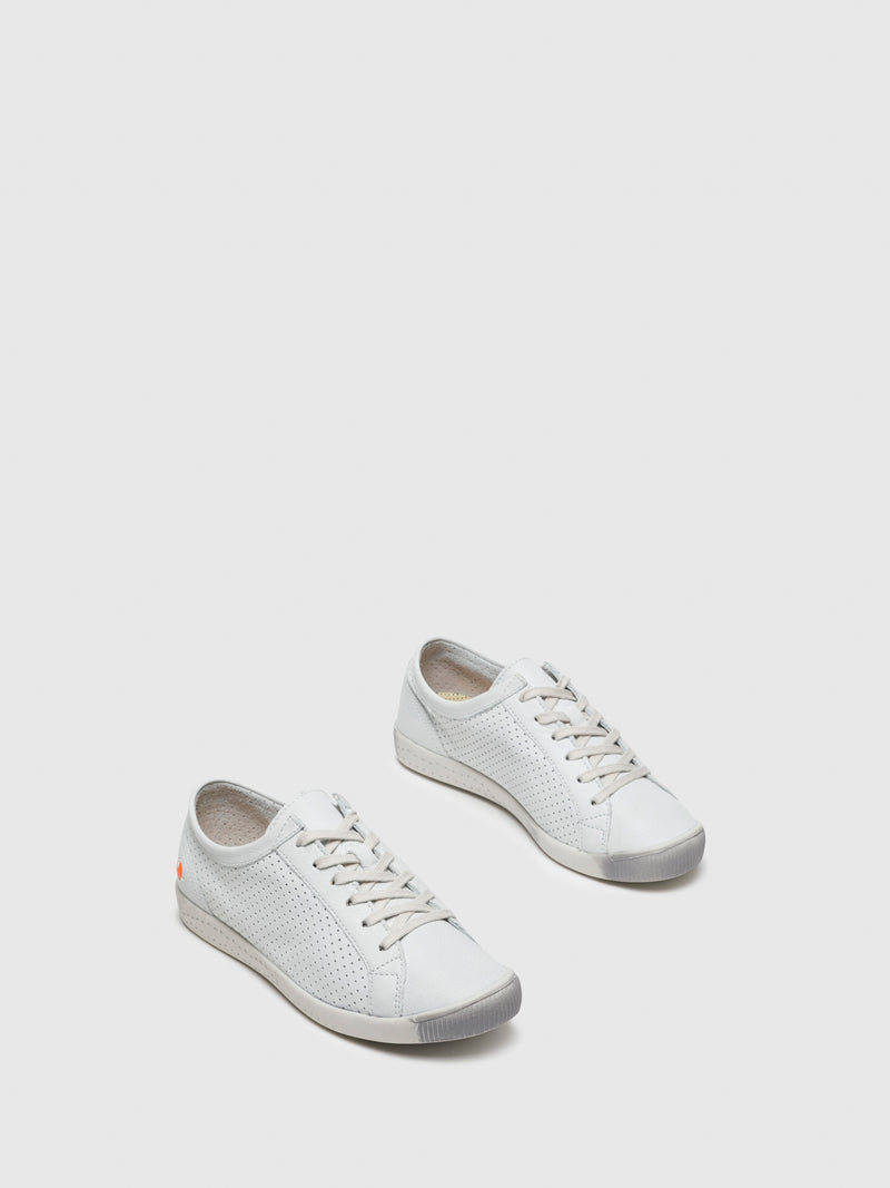 Lace-up Trainers ICA388SOF White
