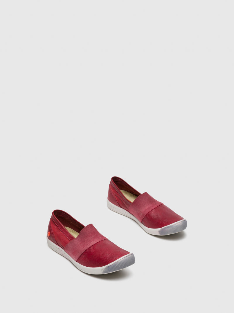 Slip-on Trainers INO497SOF Red