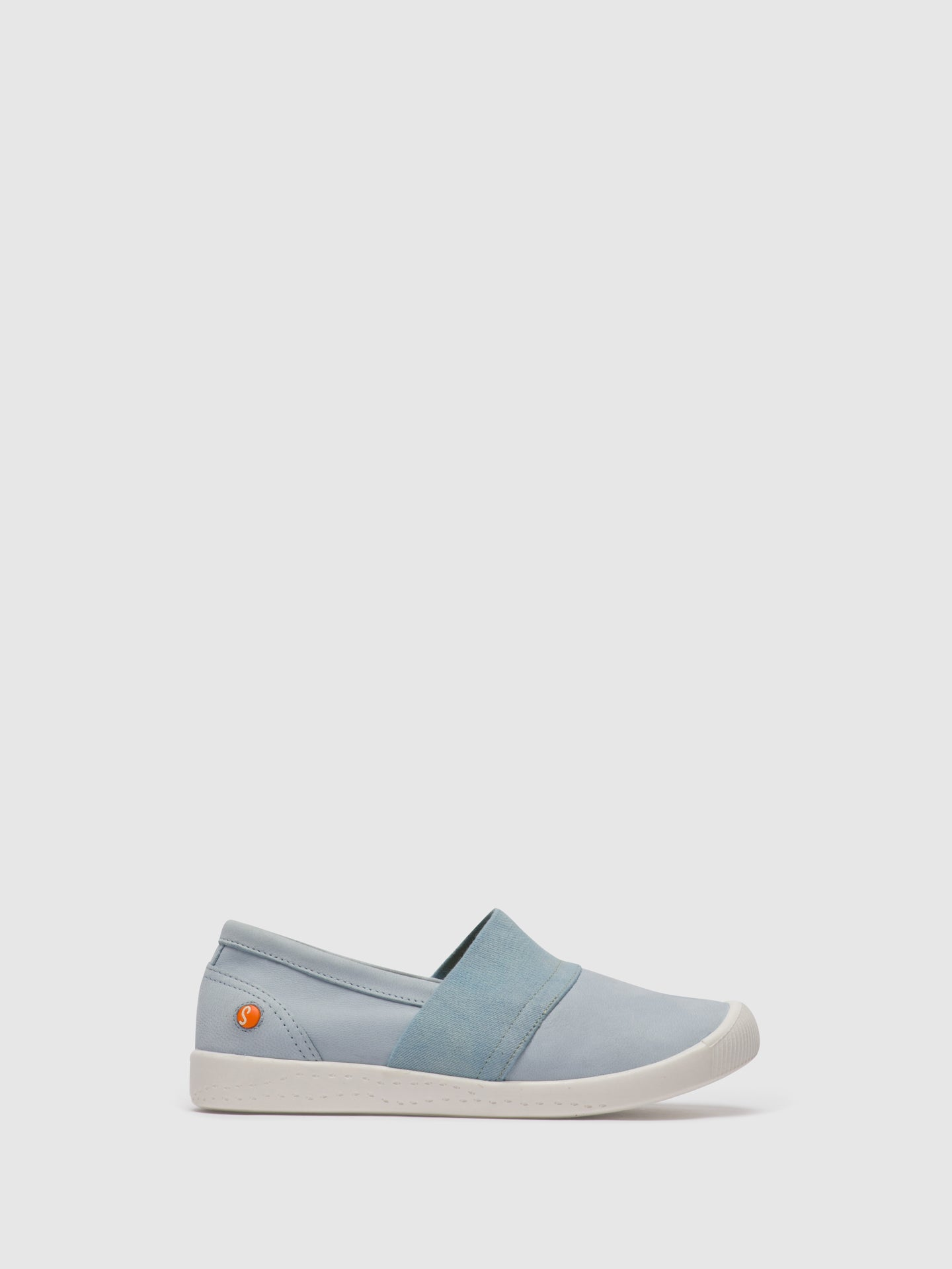 SOFTINOS Slip-on Shoes INO497SOF Baby Blue