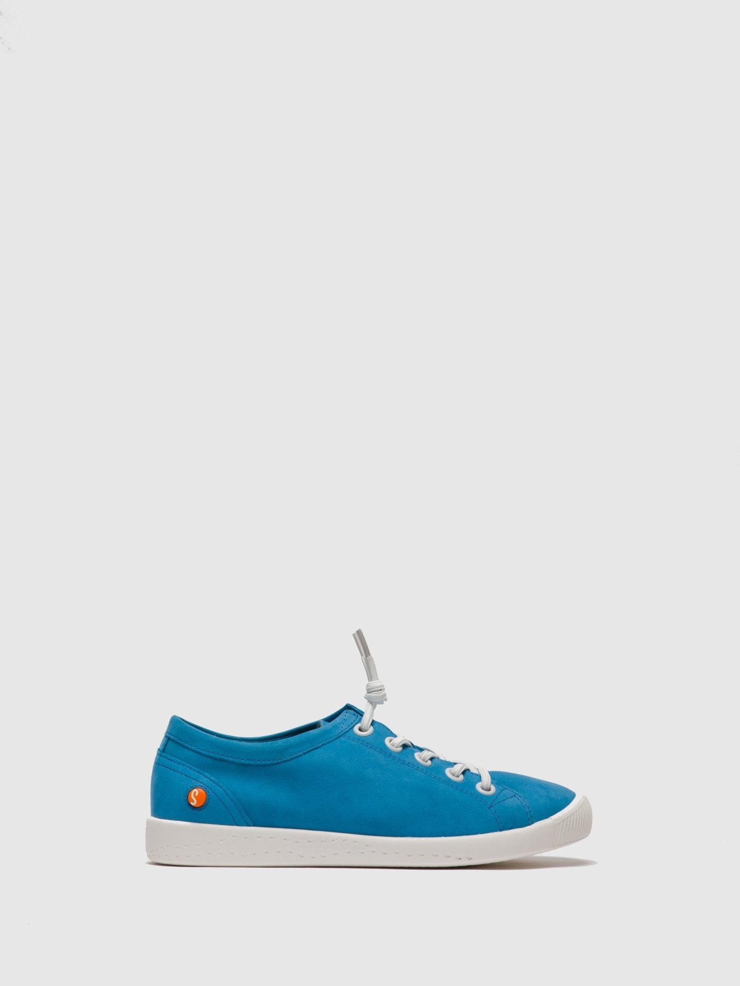 Softinos Lace-up Shoes ISLAII557SOF Royal Blue