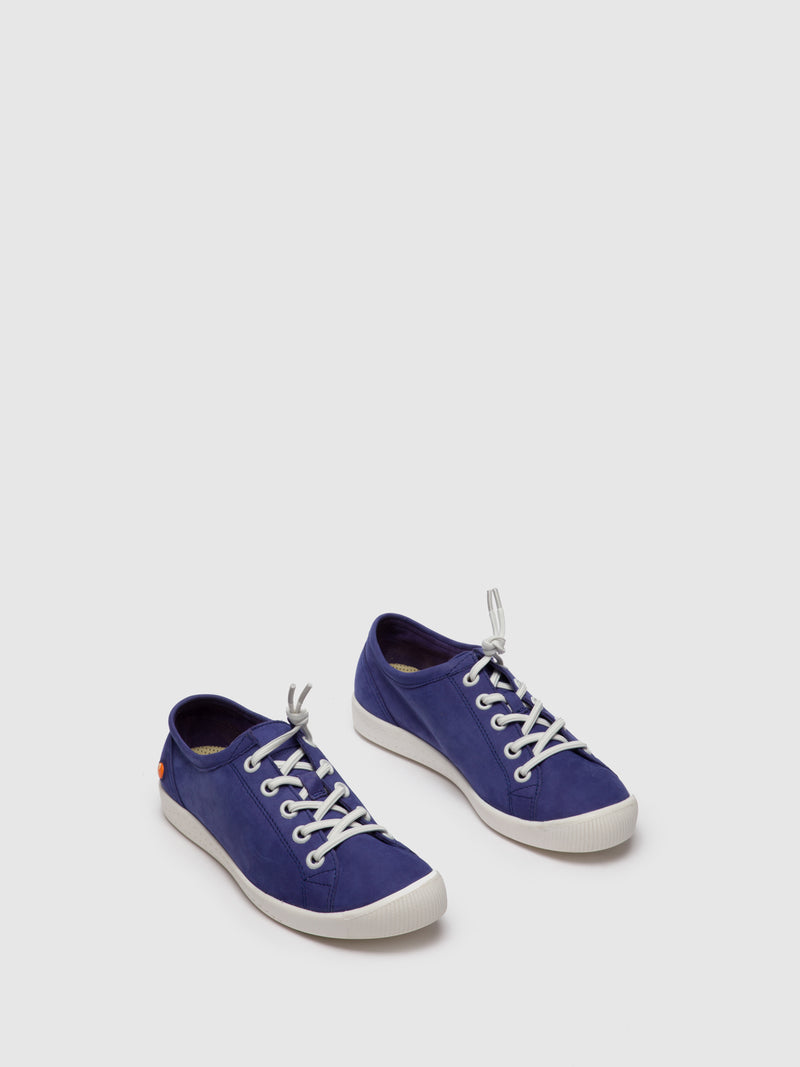 Softinos Lace-up Shoes ISLAII557SOF Purple