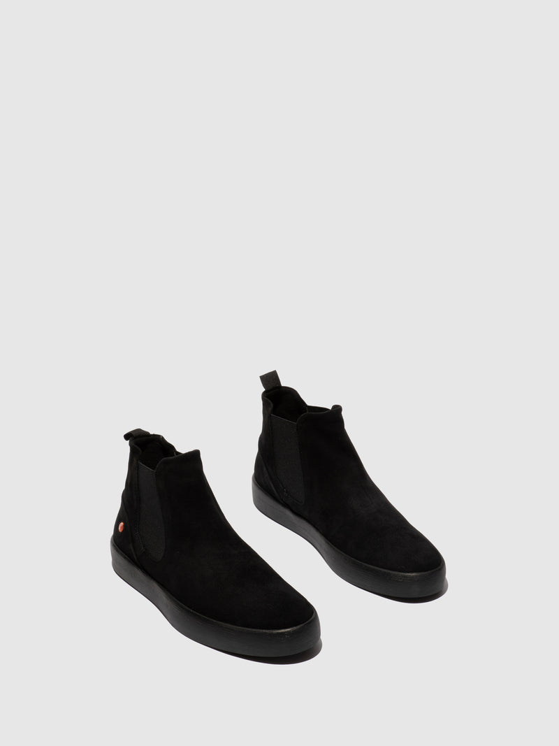 Chelsea Ankle Boots RYKE611SOF BLACK