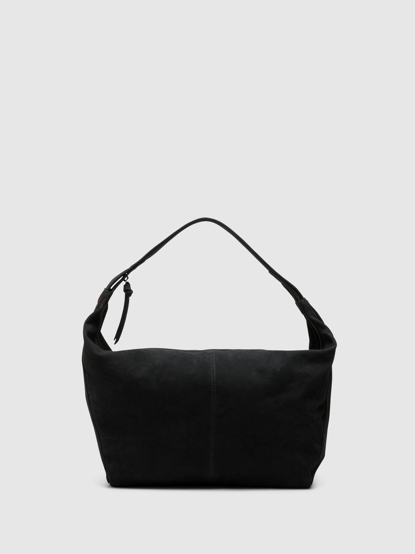 SOFTINOS Black Shoulder Bag