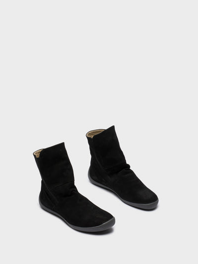SOFTINOS Black Sock Boots