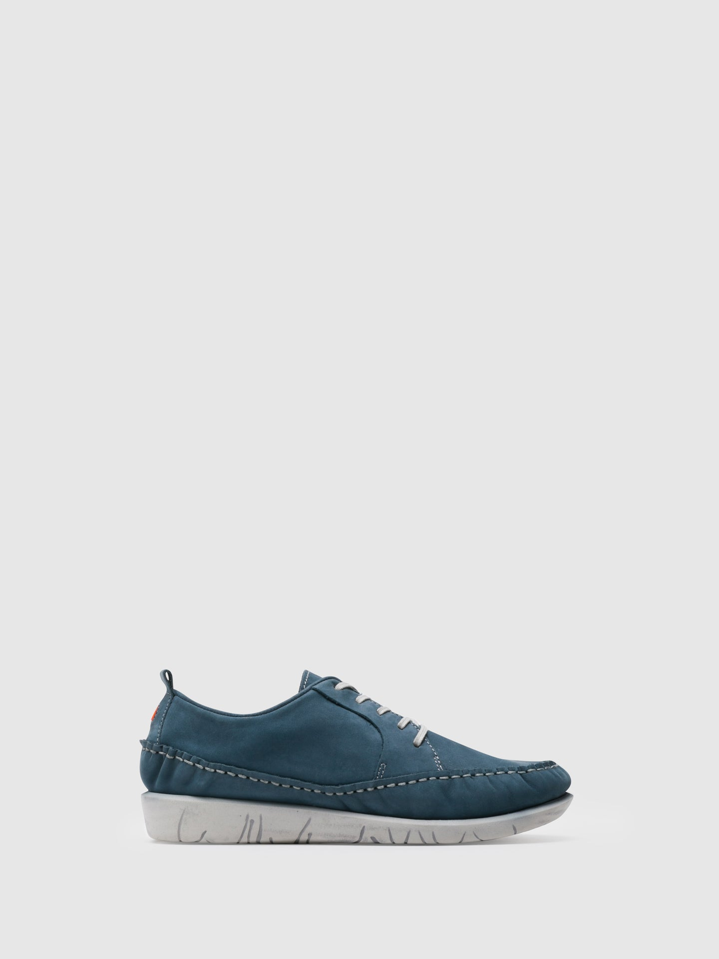 SOFTINOS LightBlue Lace-up Trainers