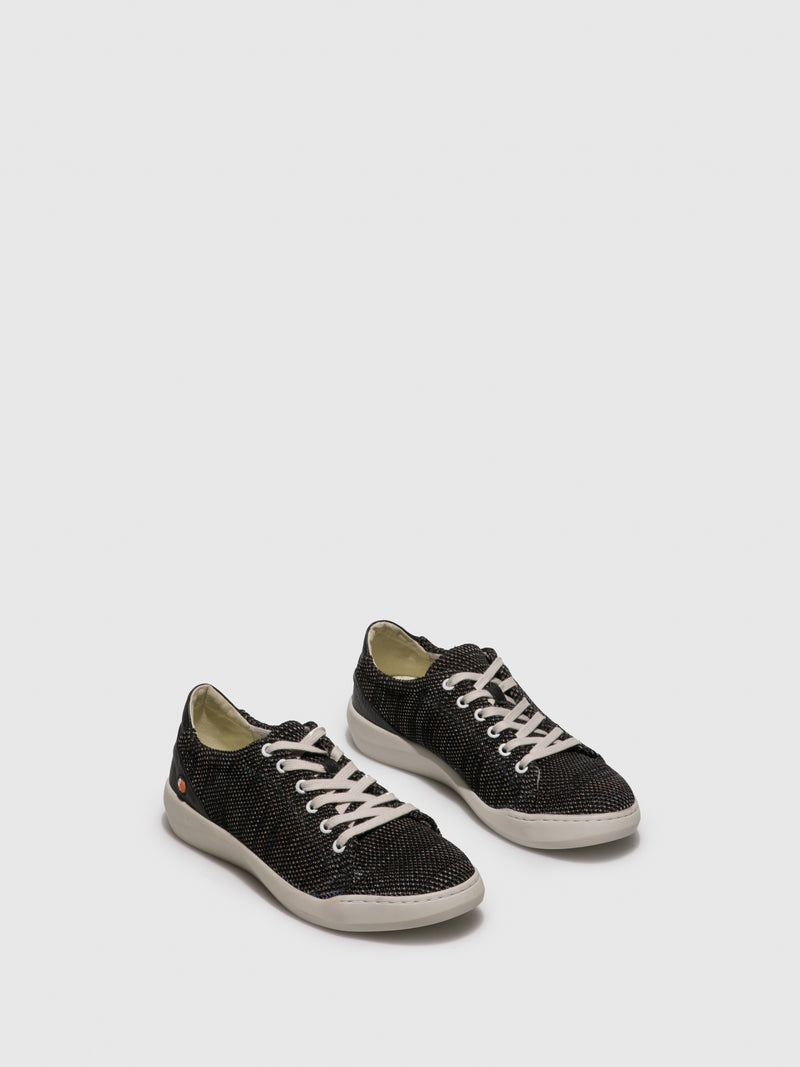 Lace-up Trainers BAUKII579SOF Olive