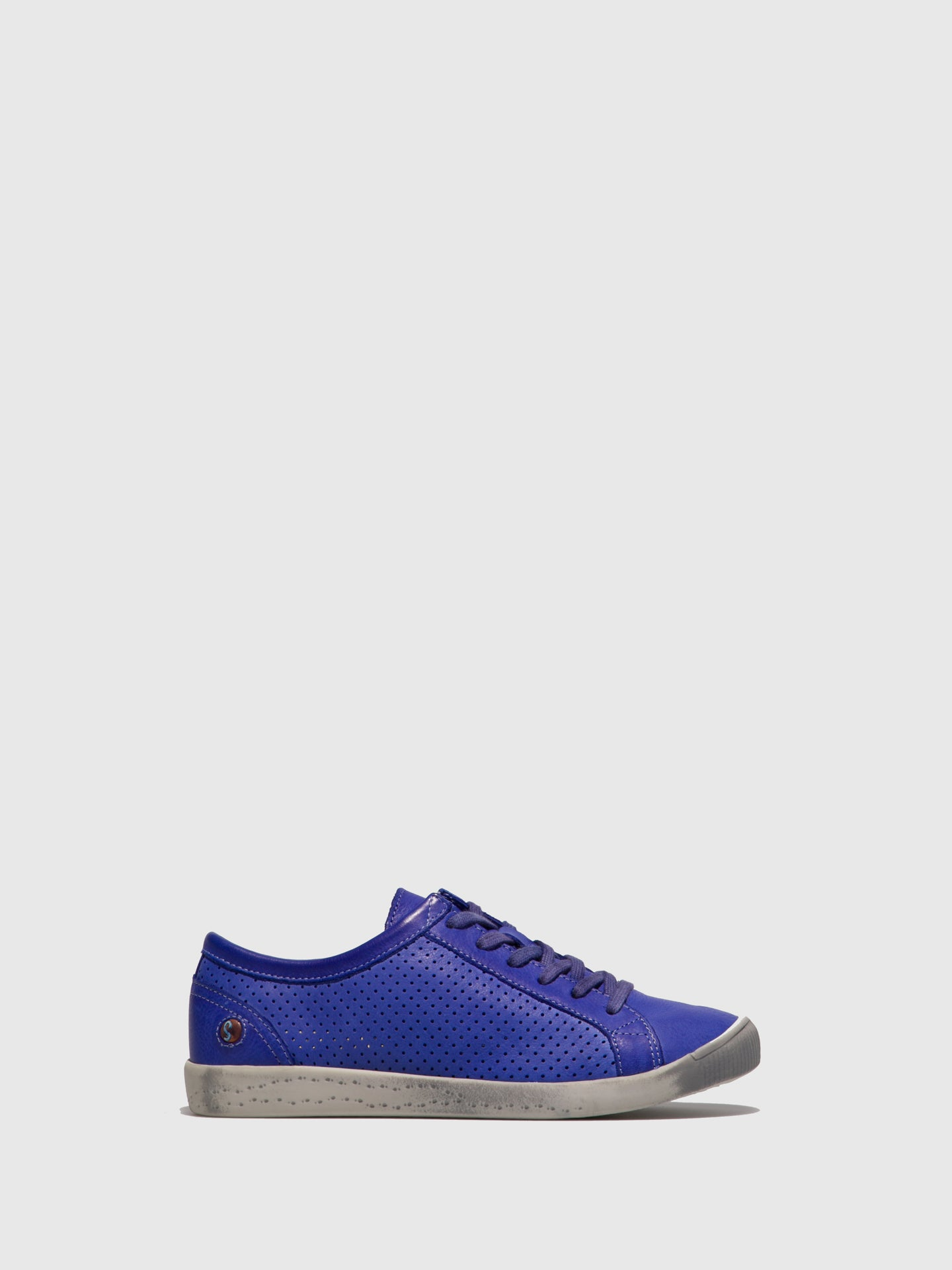 SOFTINOS Lace-up Trainers ICA388SOF Violet