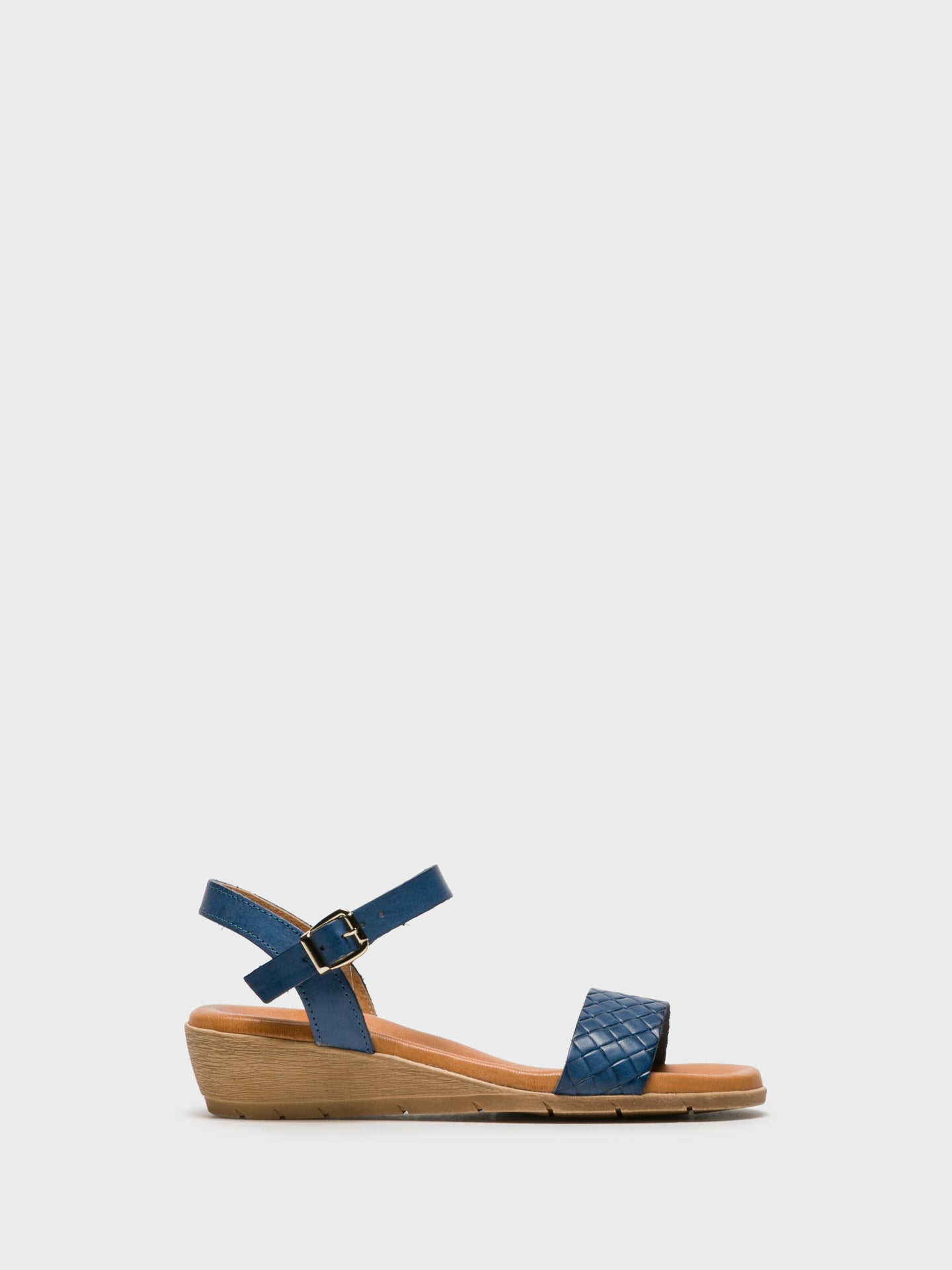 Sotoalto Blue Sling-Back Sandals