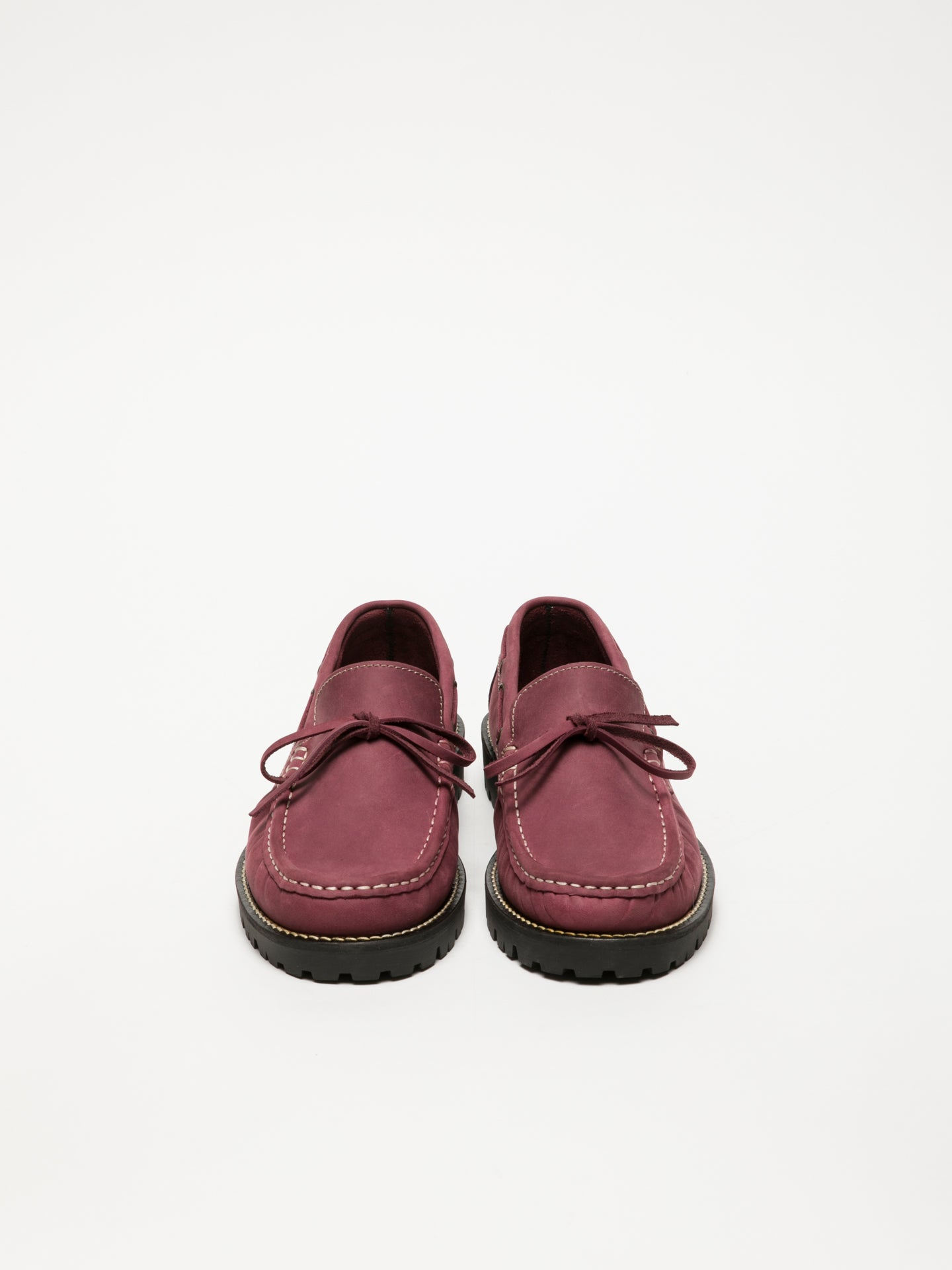 Sotoalto DarkRed Loafers Shoes