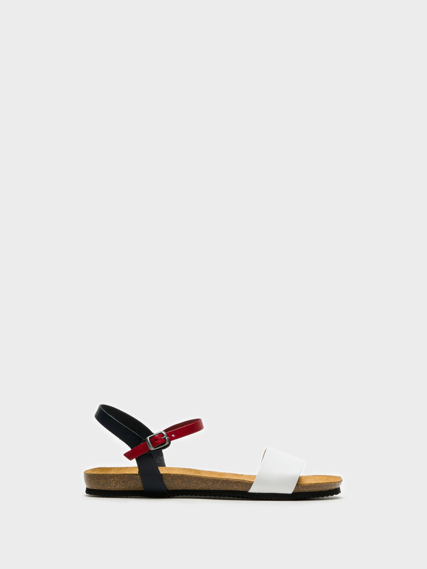 Sotoalto Multicolor Buckle Sandals