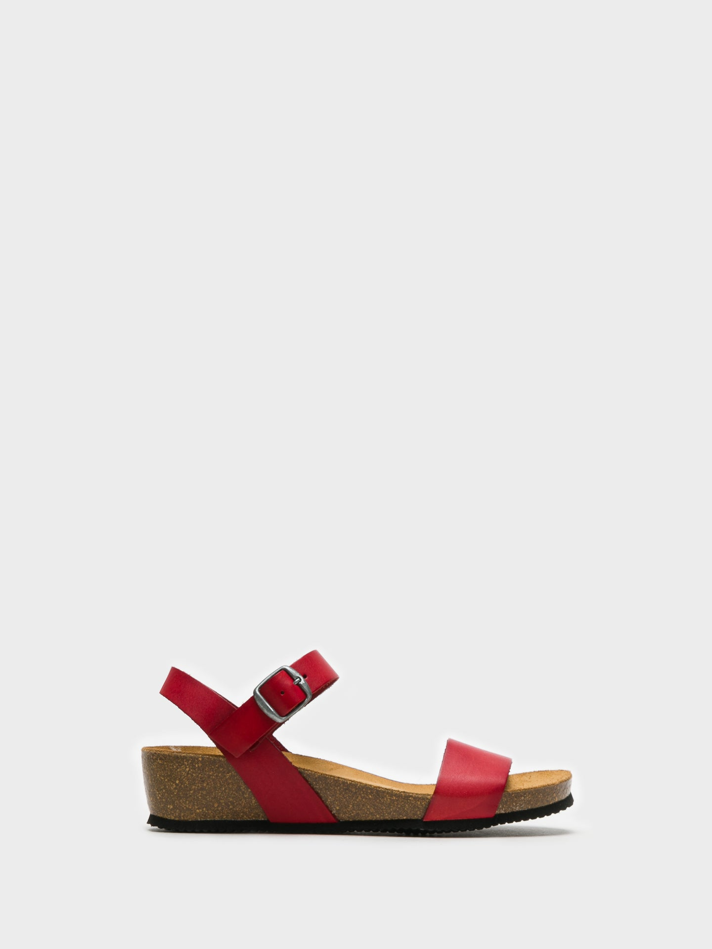 Sotoalto Red Sling-Back Sandals