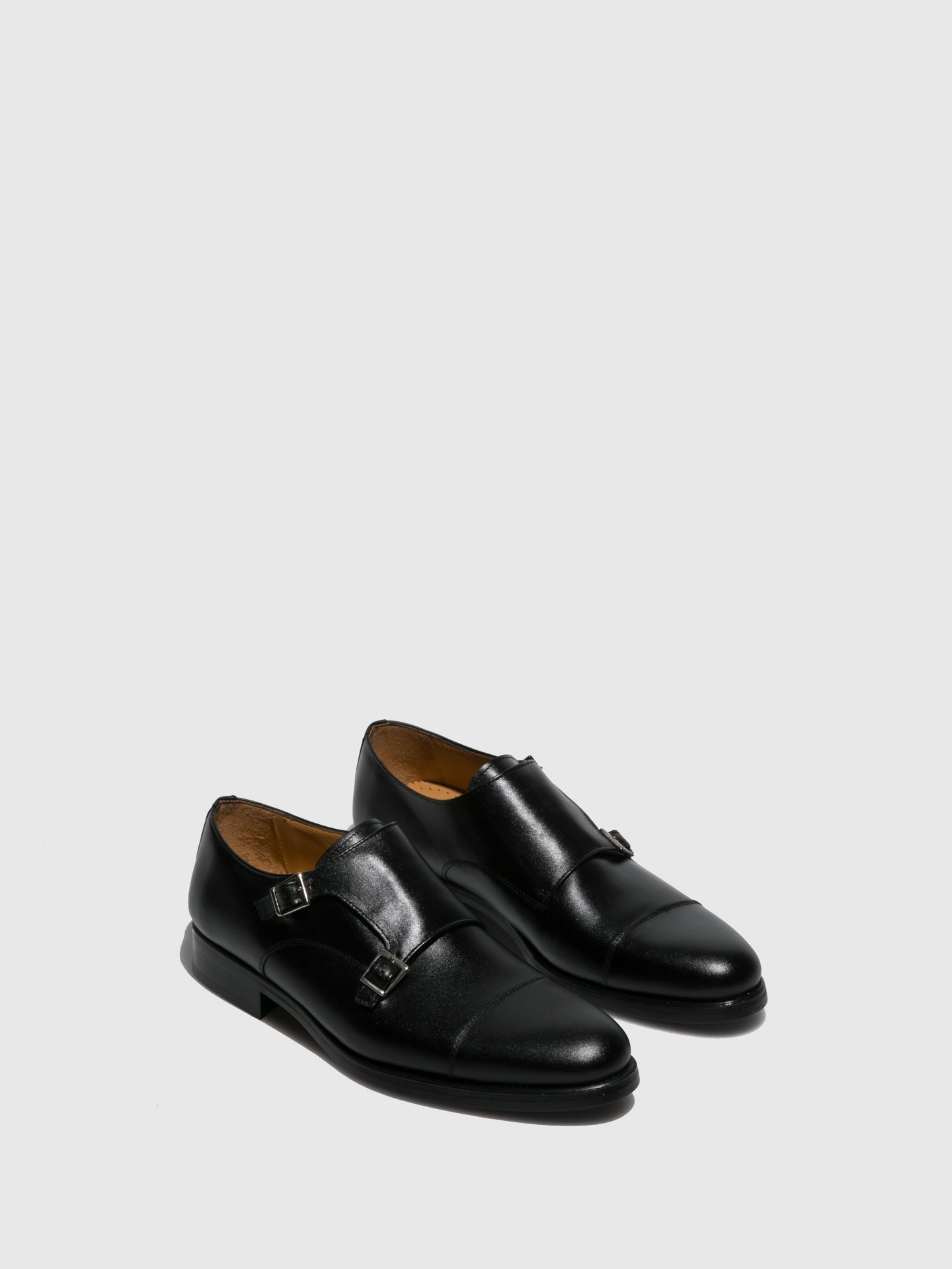 Sotoalto Black Lace-up Shoes