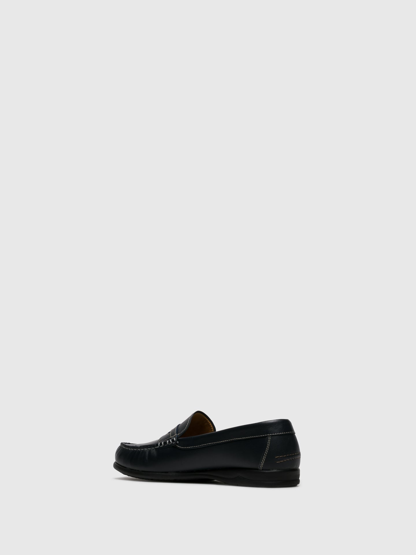 Sotoalto Blue Loafers Shoes