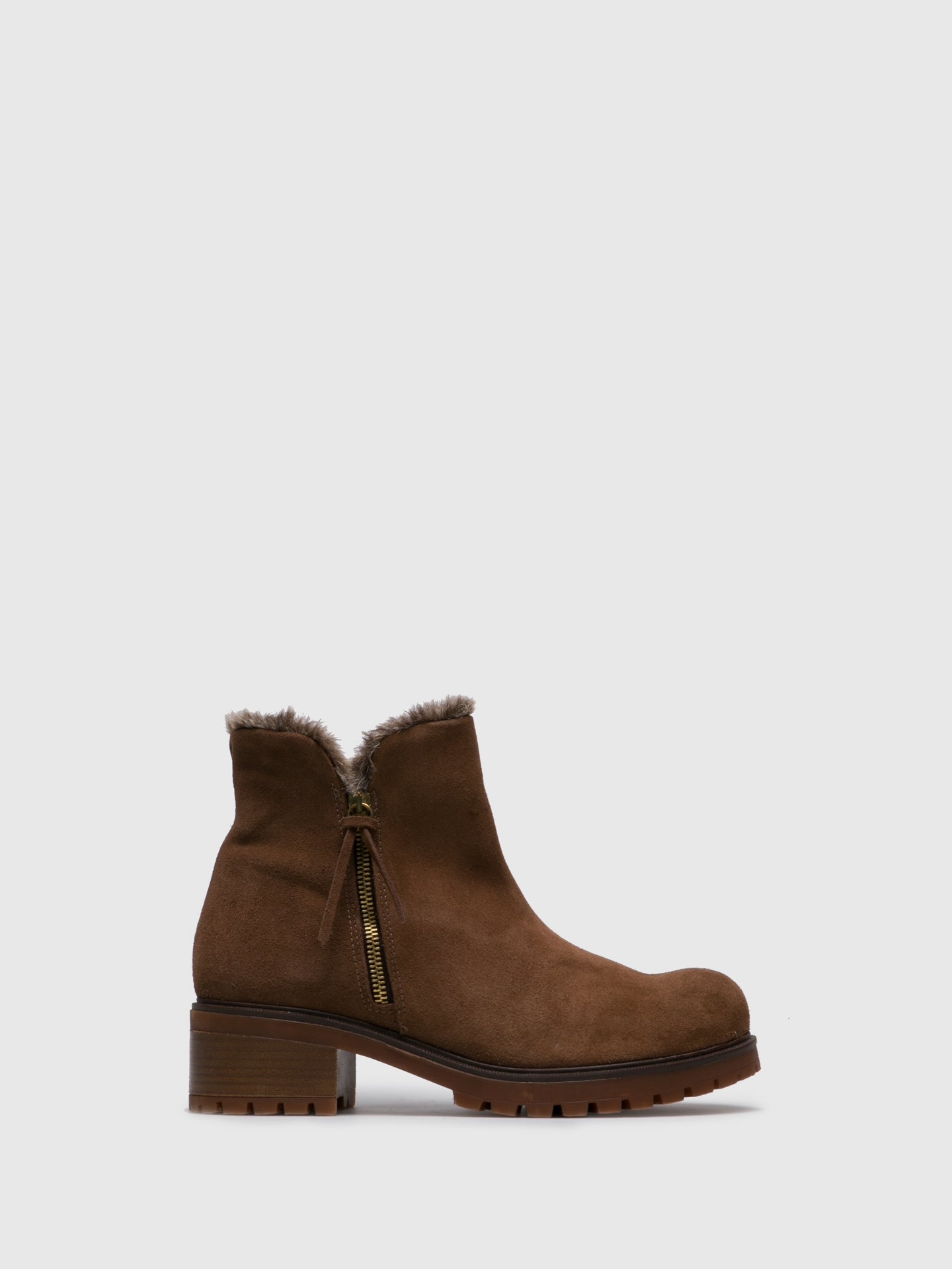 Sotoalto Peru Zip Up Ankle Boots