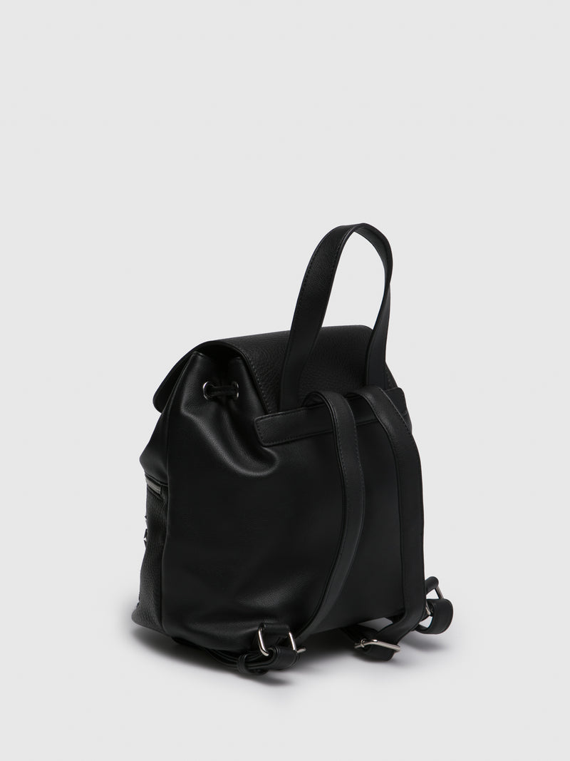 TOSCA BLU Black Backpack