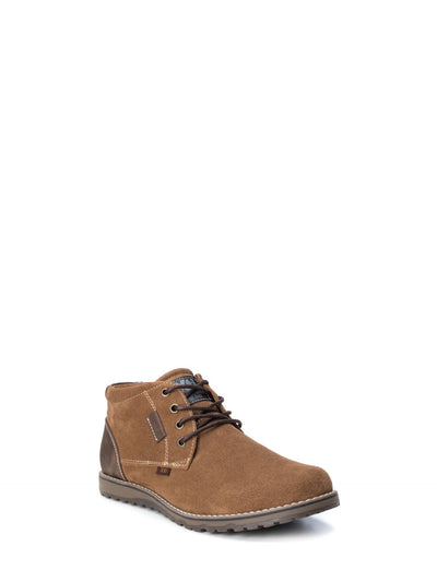 XTI Wheat Lace-up Ankle Boots