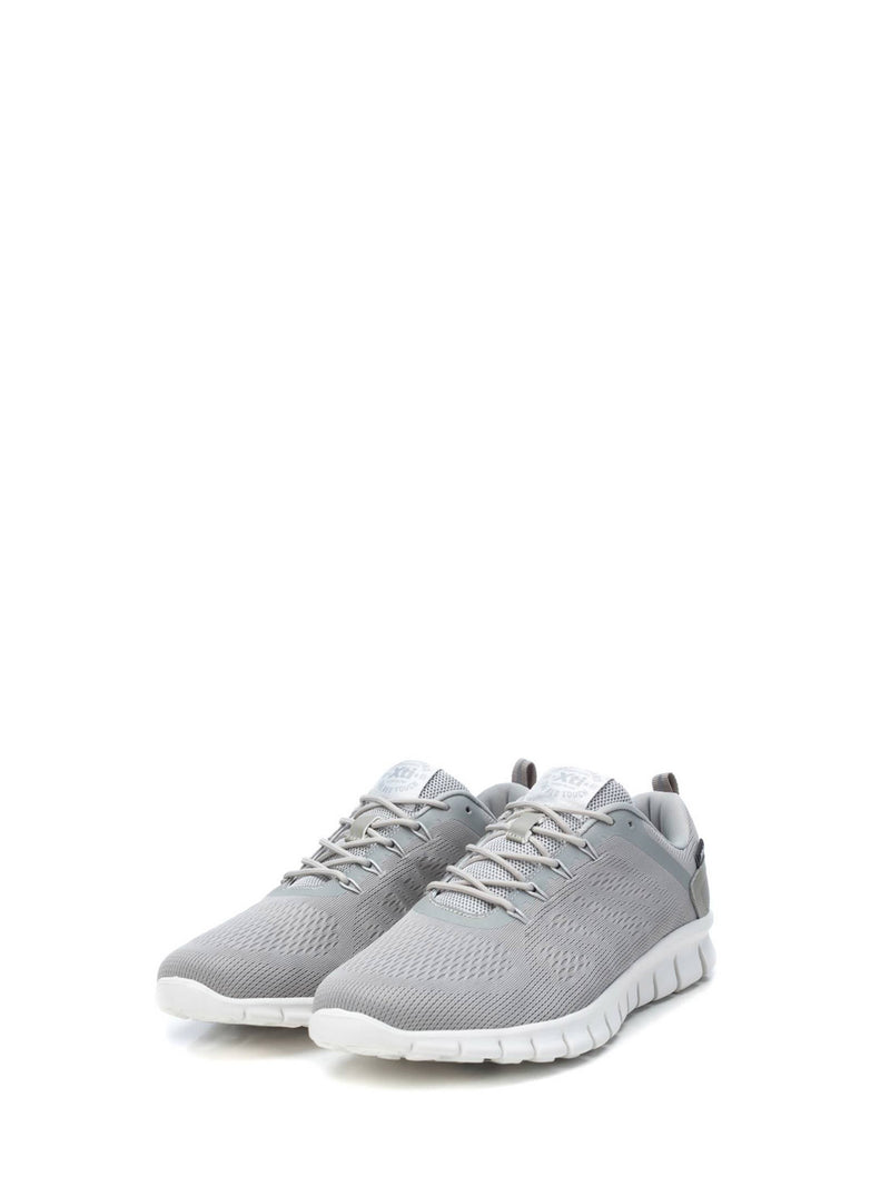 XTI Gray Elasticated Trainers