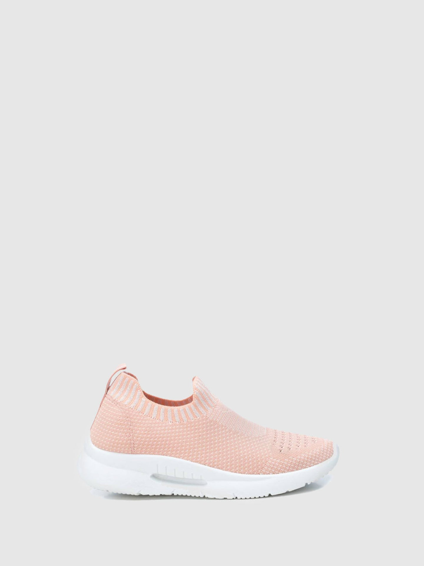 XTI Pink Slip-on Trainers